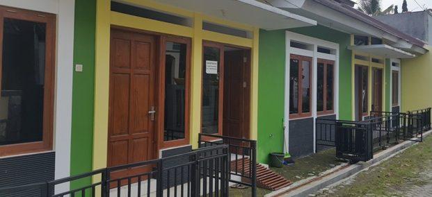 Rumah Kontrakan Kenayan Paviliun 1 Kamar Tidur ( 3 dari 4 RUMAH SUDAH TERISI)